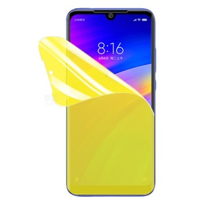 3D Protective Hydrogel For Redmi Note 7 6 5 Pro 6 6A 8 8A 7A Screen Protector Film Screen Guard Gel Full Cover Not Glass(China)