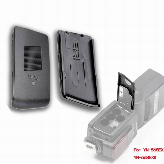 Nouveau Yongnuo Flash Batterie Couverture De Porte Pour Flash - Canon porte