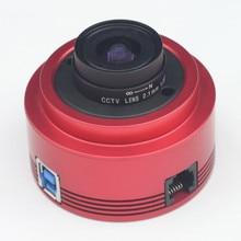 ZWO ASI290MC Color Astronomy Camera ASI Planetary Solar Lunar imaging/Guiding  High Speed USB3.0