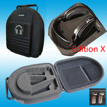 V-MOTA TDC casque Carry case boxs Pour Audeze LCD-2 LCD4 LCD3 LCD-X LCD-XC HiFiMAN HE-400i HE560 I-rocks Édition X V2 (valise)