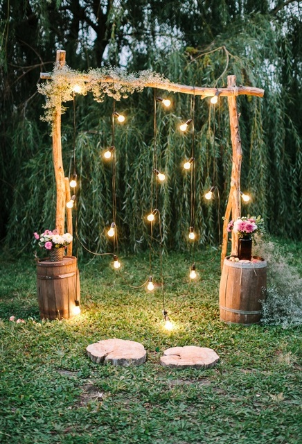Laeacco Garden Spring Wedding Gate Princess Girl Swing Scene Photography Backgrounds Photographic Backdrops For Photo Studio
