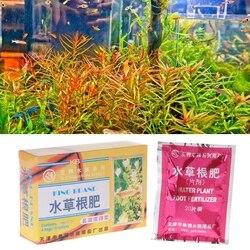 1 pudełko roślina wodna akwariowa nawóz korzeniowy 80 tabletek odżywianie ryb wodnych Tank-m15