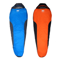 Free Mini Camping Sleeping Bag 210 * 83cm Cutton Lining Sleeping Bags+Compression Bag Naturehike Waterproof Portable