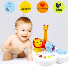 Musical Projection Toy Baby Light and Sound Toy