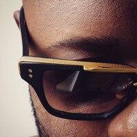 Classic Square New Fashion Sunglasses Women Men Brand Designer Lady Female Mirror Transparent Clear Sun Glasses
