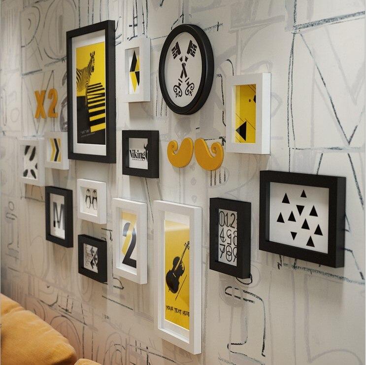 ⑧Moderno minimalista de pared de madera foto lascape pintura ...