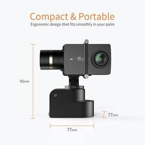 Image 5 - 李ハンドヘルド4 18kアクションカメラ用3軸パン/チルト/ロール手動調整320度コンパクト & ライト