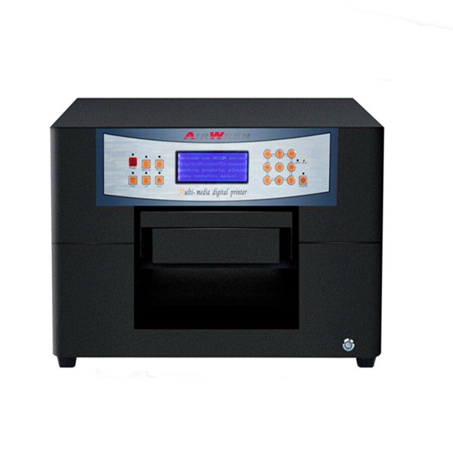 Vente chaude A4 Taille Numérique En Plastique Id Imprimante De Cartes Pvc Machine D'impression