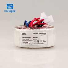 40W Toroidal Transformer AC 220V To AC 12V Copper Custom Lsolation Transformer Power Amplifier Ring Transformer toroidal transformer copper custom transformer 115 230vac 220vac 120va dual 12v 15v transformer for pre amplifier board