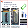 Original Super Amoled Display For Samsung Galaxy S6 Edge Plus G928 G928F LCD Touch Screen Digitizer