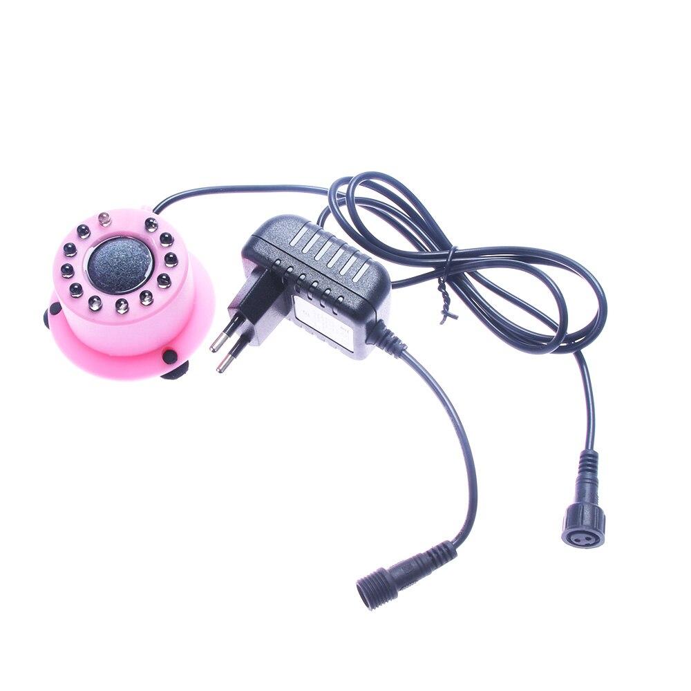 все цены на 1* 12 LED Bubble Lamp LED Submersible Bubble Light & Air Stone for Aquarium Fish Tank Decoration Lightings EU Plug