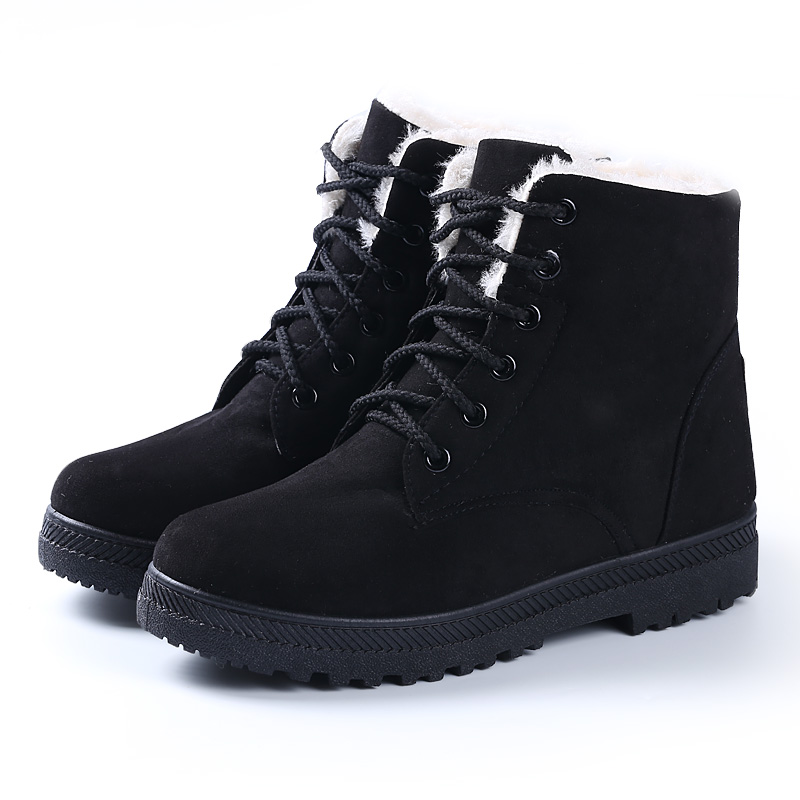 Fashion warm winter boots 5