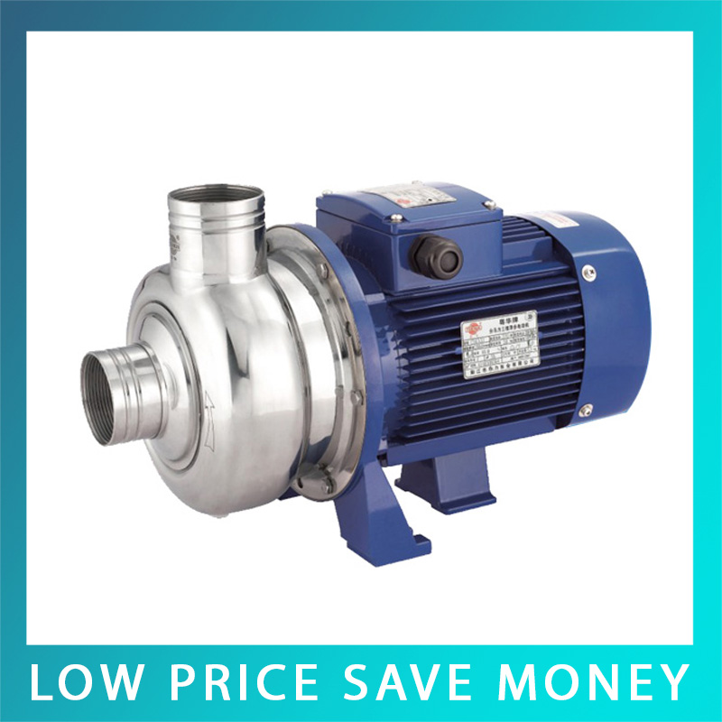 0 55kw 0 75HP Electric Centrifugal Water Pump SS304 Pressure Water Pump in Pumps from Home Improvement