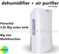 Desumidificador umidade absorvente anion purificar secador de ar desumidificador máquina de secagem casa purificação desumidifier|machine vending|home decorating|home beauty machine -