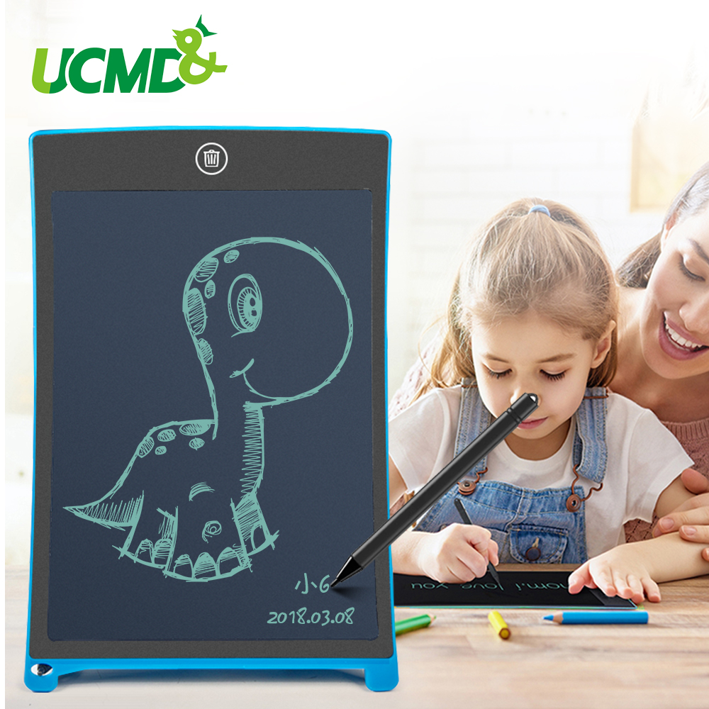 8.5 Inch Drawing Toys LCD Writing Tablet Electronic Handwriting Pads Digital Drawing Tablet Board With Pen Early Educational Toy