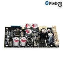 Беспроводной аудио Bluetooth приемник без потерь, плата декодирования 5,0, ЦАП 16 бит 48 кГц для усилителя, динамик «сделай сам»