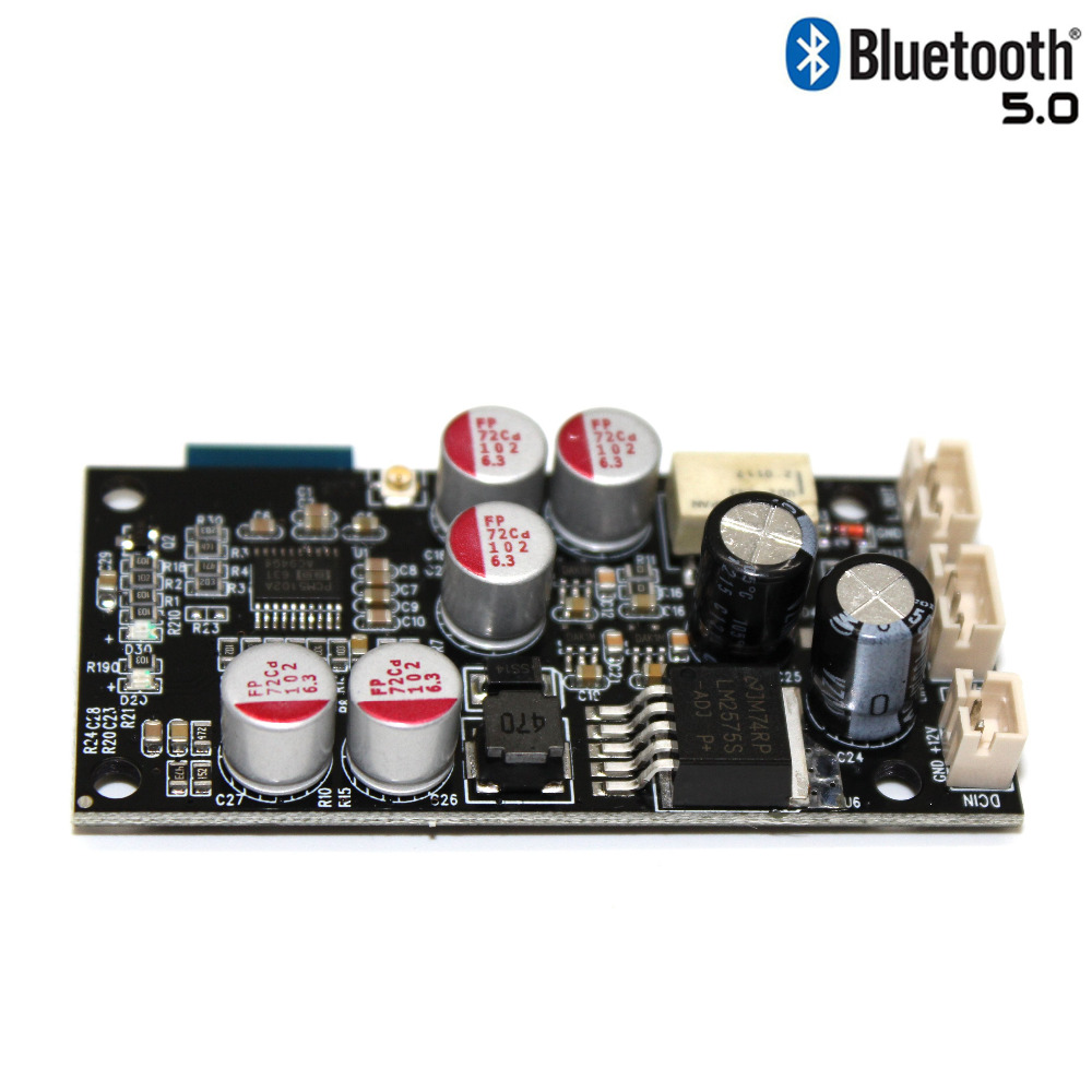 Hifivv Audio Power Amplifier Board 2.0ch 3w Dc5v Input Moderate Price Accessories & Parts