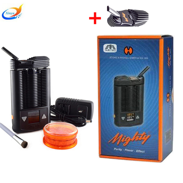 US $30 0 |Mighty mod kit dry herb Powerful Temperature Adjustable mod e  cigarettes Mighty herbal dry herb vaporizer Box Mod Big Vape-in Electronic