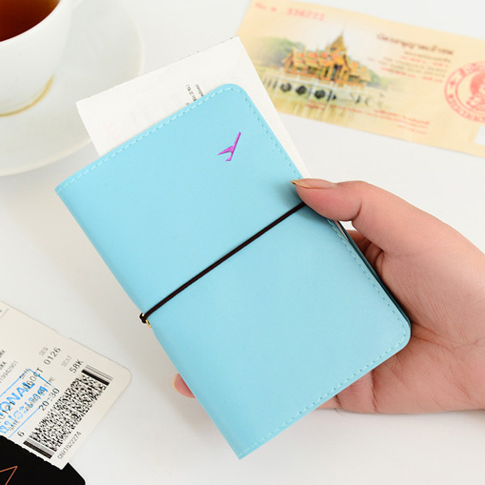 Ocardian Fabulous NEW Travel Leather Passport Holder Card Case Protector Cover Wallet Bag card holder bags 2018 new travel leather passport holder card case women protector cover wallet bag passport cover porte carte