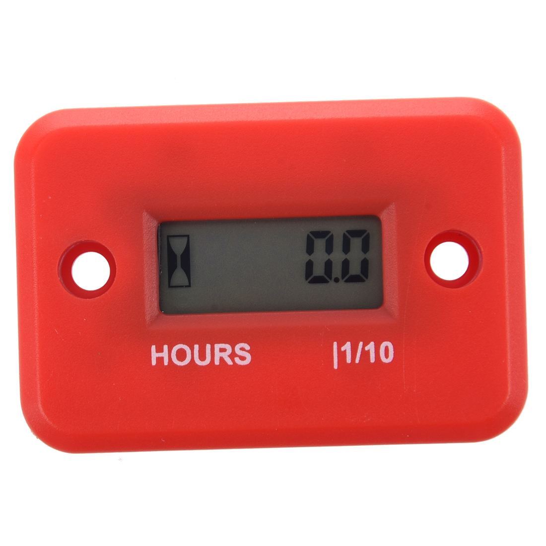 Hour Meter For Boat Yama Ski Dirt Quad Bike Marine ATV Motorcycle Snowmobile Stroke Gas Engine Generator digital counter Red