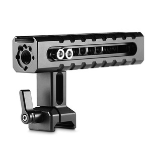 Image 2 - SmallRig NATO Rail Handle Grip With Mounting Points Shoe Mounts for Cameras/ Camcorder/ Action Camera/Camera Cages 1955