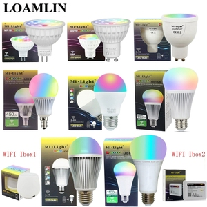 Milight Dimmable Led Bulb MR16