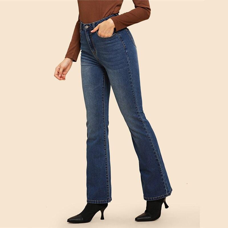 Wash หญิงยืด สูงเอวกางเกงยีนส์ผู้หญิงกางเกงยีนส์กางเกงผู้หญิงกางเกง United 6
