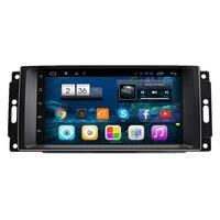 7 Android Car Radio Audio DVD GPS Navigation Central Multimedia for Dodge RAM Pickup Trucks Avenger Caliber Dakota