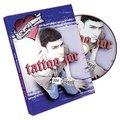 60pcs Paul Harris Presents Tattoo Joe by Joe Russell and Paul Harris - DVD  magic trick / 60pcs wholesale