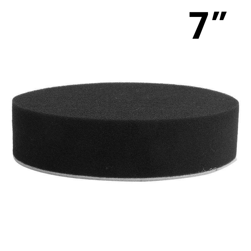 Image 4 - 5pcs/Set Sponge Polishing Pads 18*3.2cm 5colors Car Round Flat Polishing Buffing Sponge Pads High Quality Accessories For Cars-in Polishing & Grinding Materials Set from Automobiles & Motorcycles