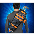 Adjustable Pockets Toy Gun Ammo Bullet Storage Shoulder Bag for Nerf N-Strike