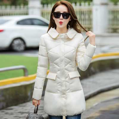 ФОТО M-XXXL 2016 Fashion Brand Women Winter Jacket Plus Size Hooded Parka Long Wadded Coat Slim Thicker Outwear A3951