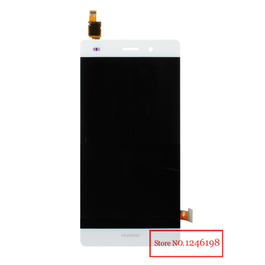 White Full LCD Display Touch Screen Digitizer Assembly Huawei P8lite P8 Lite Replacement Parts - E-Source store