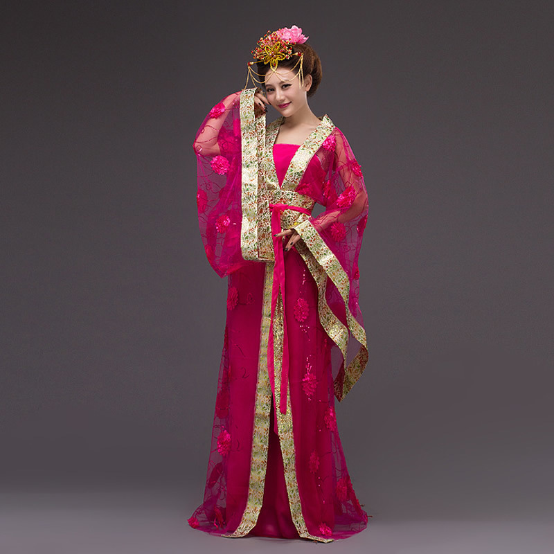 Popular Chinese Dance Costumes-Buy Cheap Chinese Dance ...