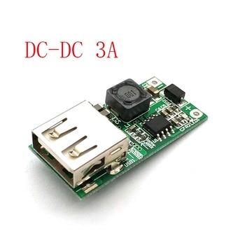 9V 12V 23V to 5V 3A USB step-down voltage regulator module DC-DC Converter Phone Charger Car Power Supply Module