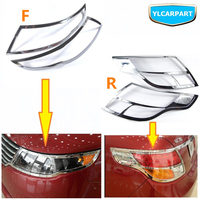 For Geely GC7,Car headlight taillight frame cover