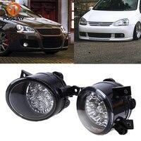 9LED Super Bright Auto Car Fog Light Lamb LED Daytime Running Light Headlight External Light For
