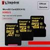 Kingston Digital Micro SD Card 32GB Class 10 Memory Card 64GB SDXC UHS I U1 Microsd