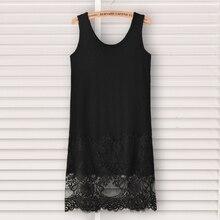 2019 new sexy lingerie lady's diaphanous pajama lace skirt sleepwear women's lace slips Female Petticoat Slip Woman