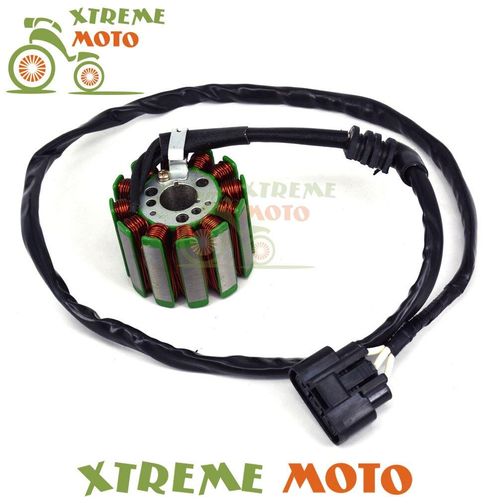 Fils de cuivre de bobine de charge de générateur de Stator de moteur de magnéto de moto pour YZF-R1 YZF R1 FZ1 FZ6 FZ10 2004-2008 05 06 07