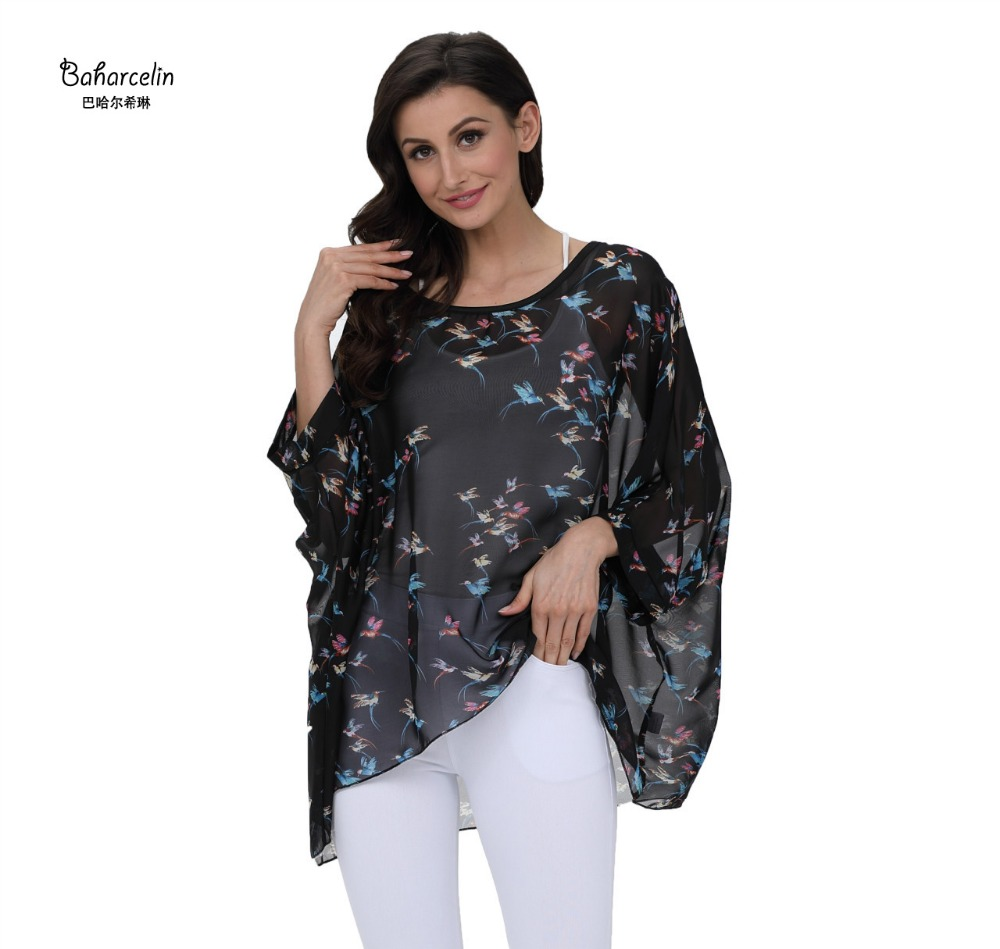 Blouses & Shirts Good Female Shirt Top Women Button Three Quarter Sleeve Five-pointed Star Hot Drill Plus Size Tops Blouse Femme Printemps 2018