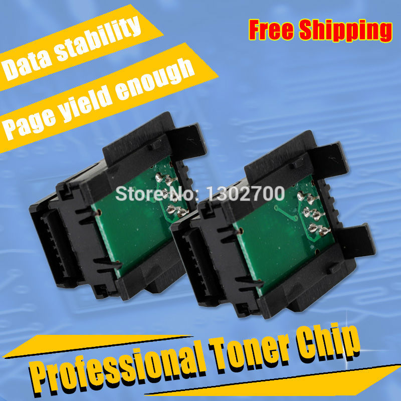 20PCS 52123603 1279201 Toner Cartridge chip For oki data B730n B730dn B730 B 730n 730dn laser printer powder refill reset (25K) 52123602 1279101 toner cartridge chip for oki data b720 b720d b720n b730n b730dn b730 laser printer powder refill reset 20k