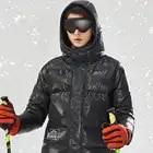 Оригинальный Xiaomi youpin Uleemark пальто DuPont бумажный гусиный пух куртка 90% белый гусиный пух наполнение водонепроницаемый для мужчин и женщин - 2