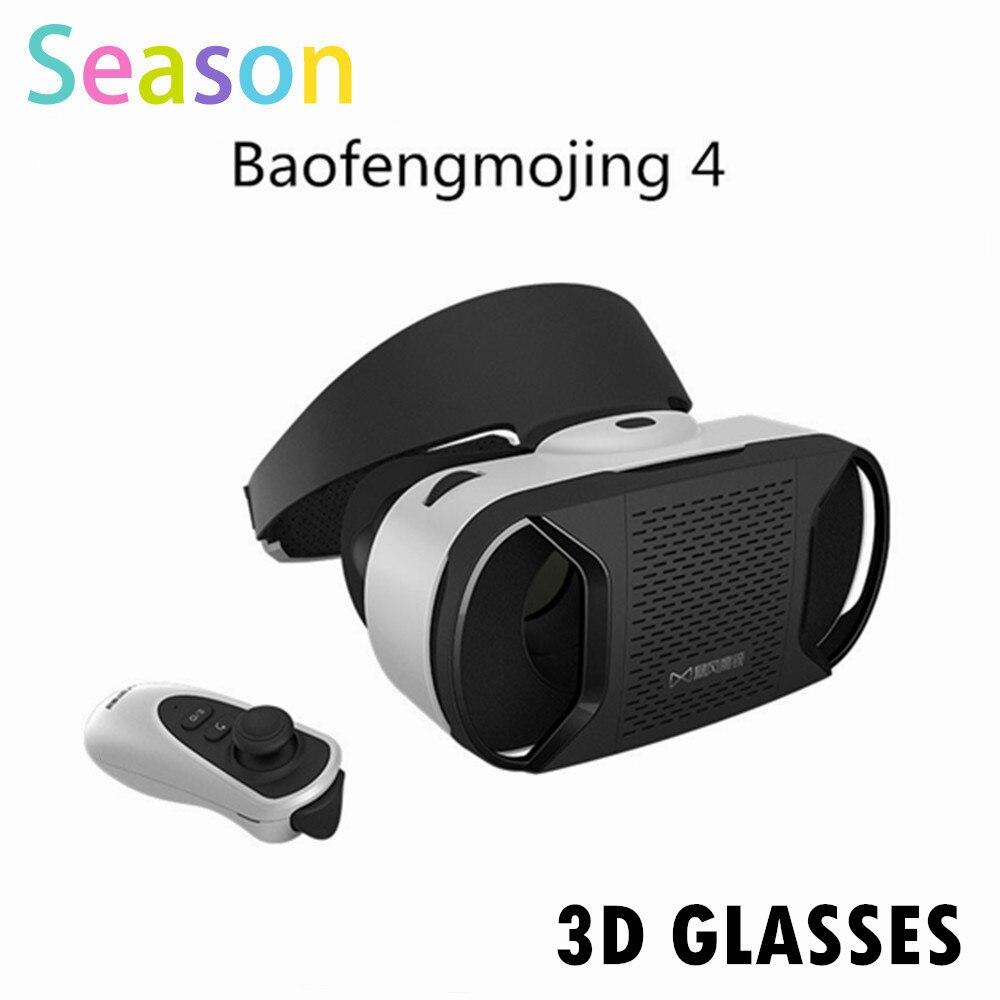 Baofeng Baofeng Mojing 4 Virtual Reality Smartphone 3D font b VR b font Glasses Gafas Realidad