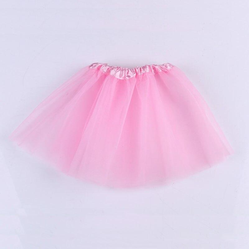420c8c079 Verano bebé niña ropa amarillo Rosa tutú falda niños princesa niñas falda  vestido de baile moda bebé cumpleaños fiesta faldas 2 7Y en Faldas de Mamá  y bebé ...