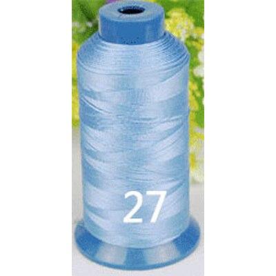 Hige vasthoudendheid nylon dikke lichtblauw Shining naaigaren 2400 ...