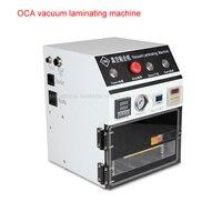 Neue Vakuum Laminieren Maschine OCA LCD Flache platte typ Laminator Maschine Vakuum Entfernen Blase Maschine