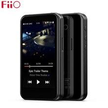 Fiio m6 hi res android baseou o jogador de música com aptx hd, ldac de alta fidelidade bluetooth, usb audio/dac, suporte dsd e wifi/jogo de ar