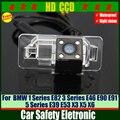 Visão noturna CCD câmera de visão traseira do carro de backup câmera de estacionamento para BMW 1 série E82 Série 3 E46 E90 E91 Série 5 E39 E53 X3 X5 X6