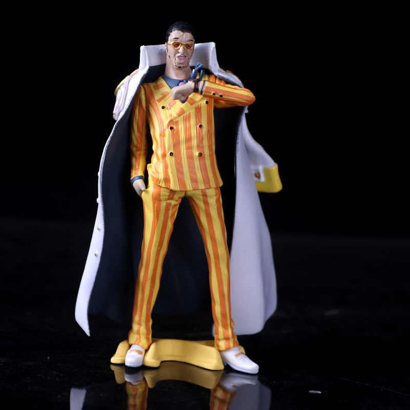 One Piece Generaladmiral Borsalino Anime Action Figure PVC Collection Toy In Box